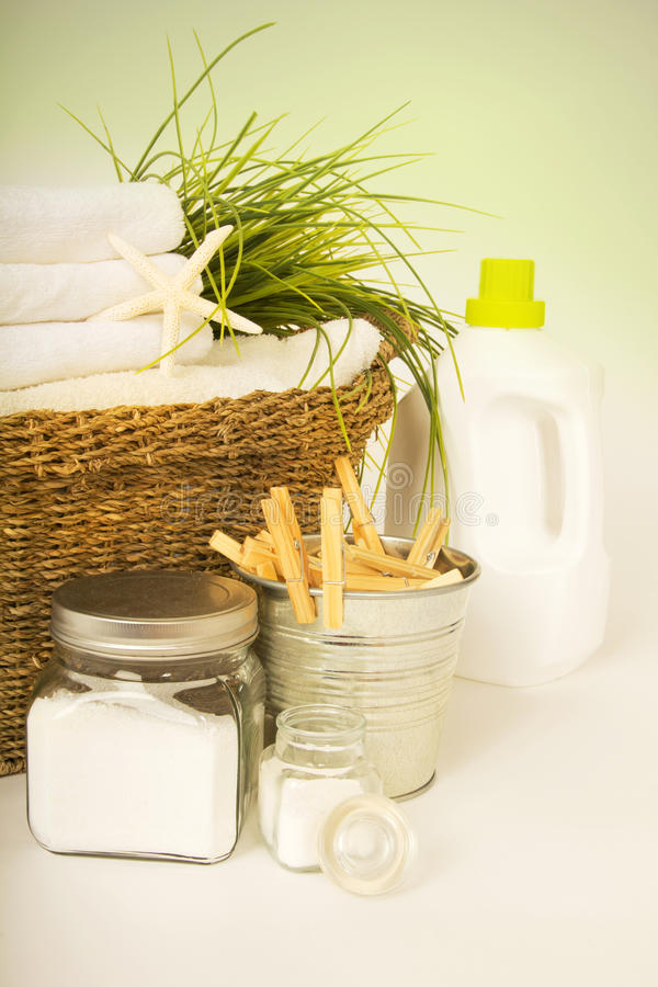 Download Laundry Day Royalty Free Stock Image - Image: 18810386