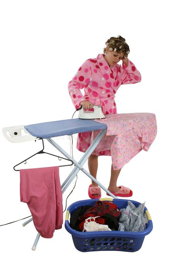 Free Laundry Day Royalty Free Stock Photo - 3319345