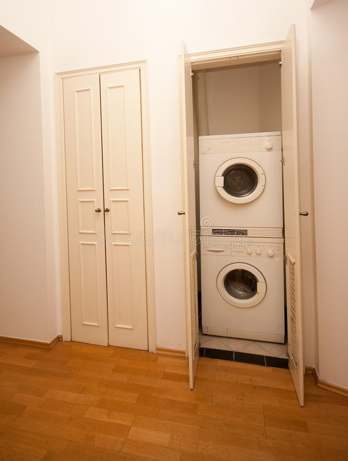 Download Laundry room stock image. Image of laundry, equipment - 34014263