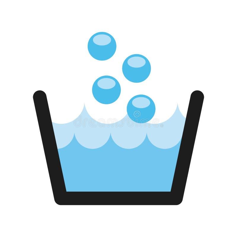 Laundry service. Design, vector illustration eps10 graphic stock illustration