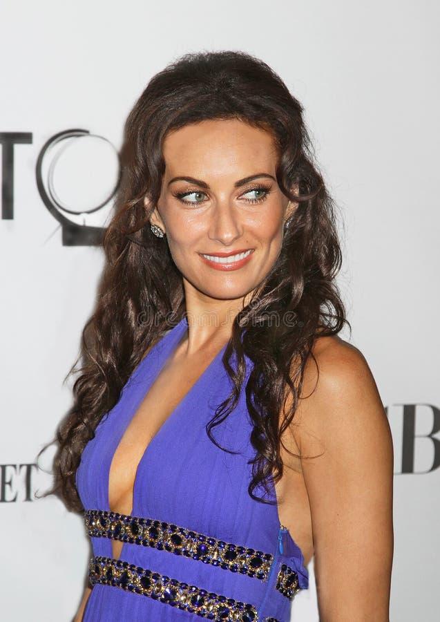 Laura Benanti royalty free stock photo