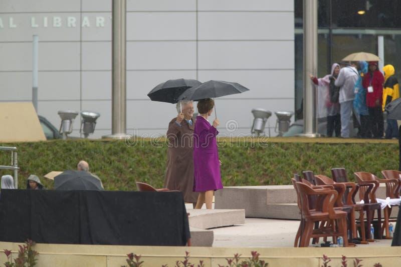 Download Laura Bush And Barbara Bush Editorial Stock Image - Image: 26278889