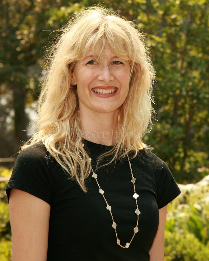 Laura Dern imagens de stock royalty free