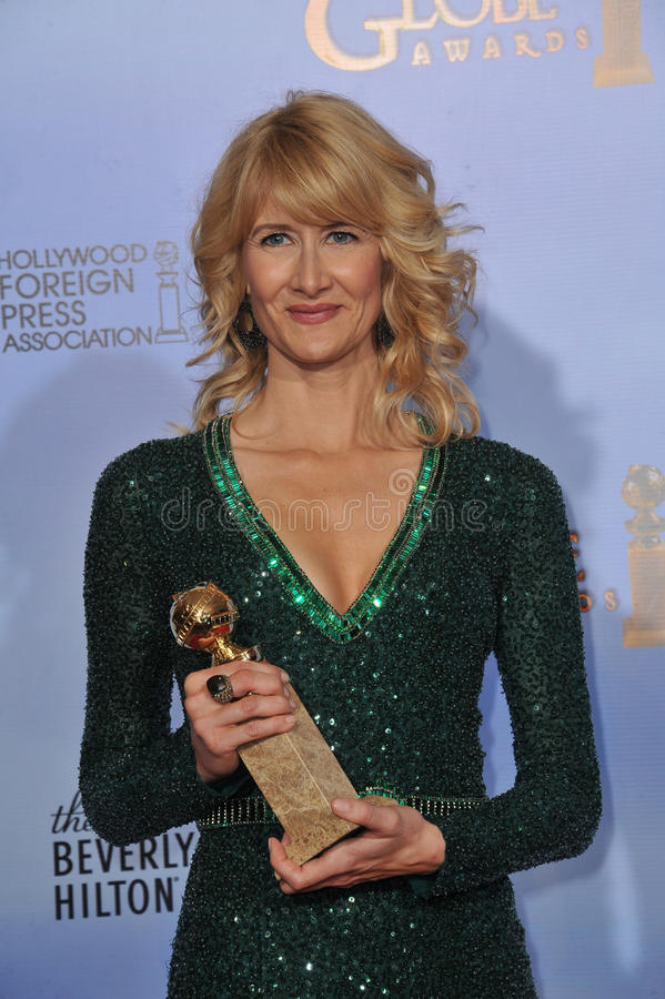 Download Laura Dern editorial stock photo. Image of 2012, smith - 23736163