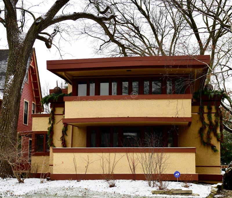 Laura Gale House #1 fotografia de stock