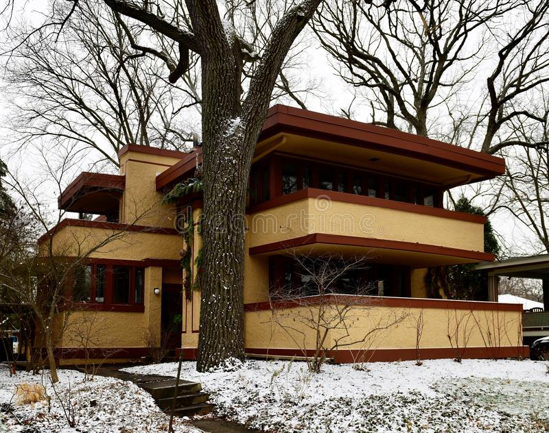 Laura Gale House #2 fotos de stock