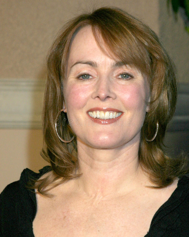 Laura Innes, RITZ CARLTON foto de archivo libre de regalías