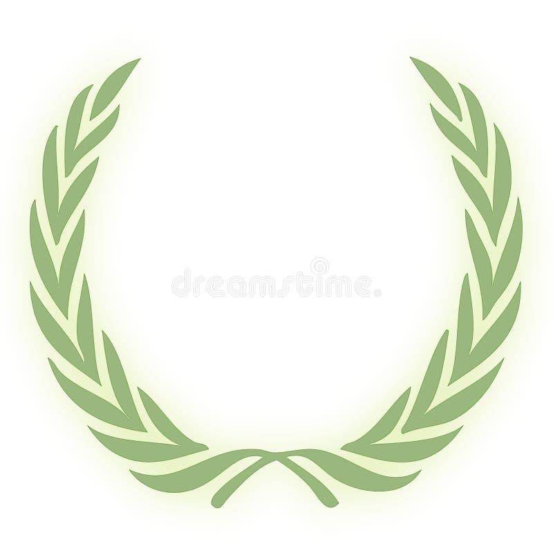 Free Laurel Wreath Stock Photography - 17007702