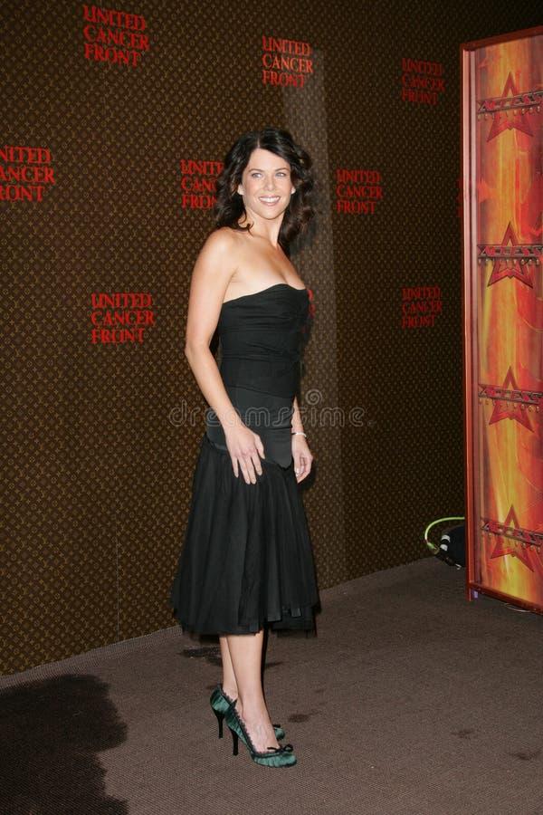 Download Lauren Graham editorial stock photo. Image of gala, vuitton - 36719218