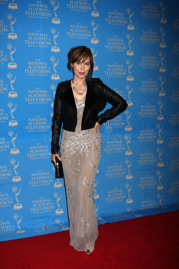 Download Lauren Koslow Arrives At The 2012 Daytime Creative Emmy Awards Editorial Stock Photo - Image of awards, koslow: 25586973