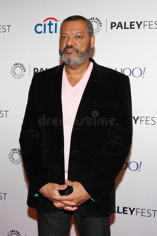 Laurence Fishburne photographie stock libre de droits