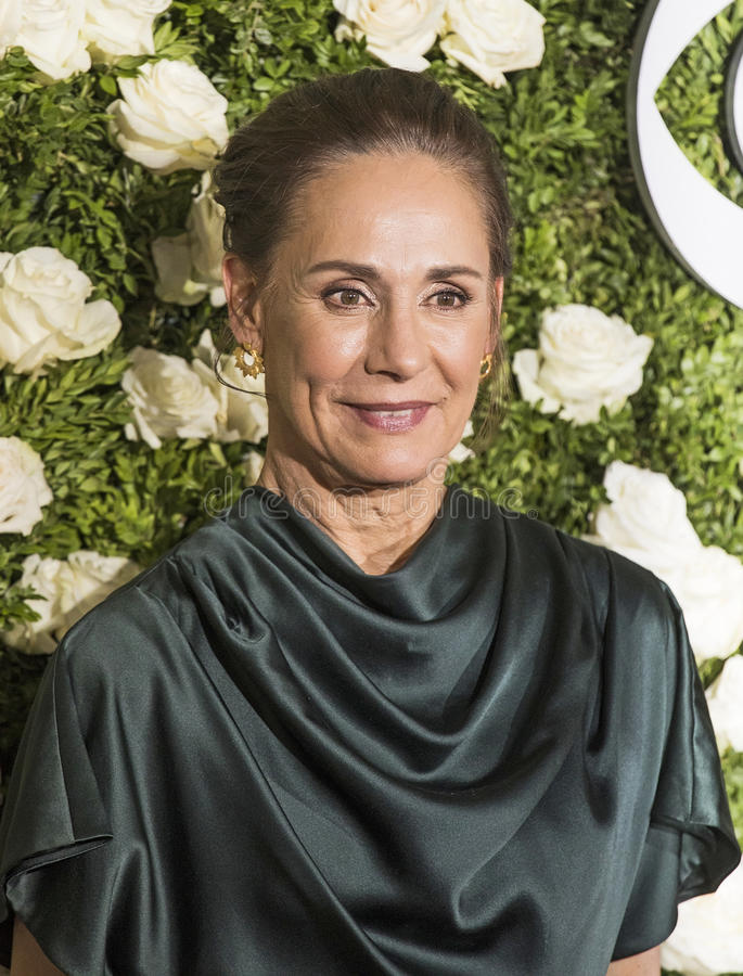 Laurie Metcalf imagem de stock royalty free