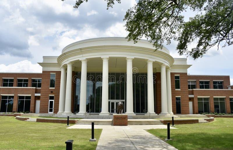 Laurie Walton Family Basketball Center, Memphis, TN imagens de stock