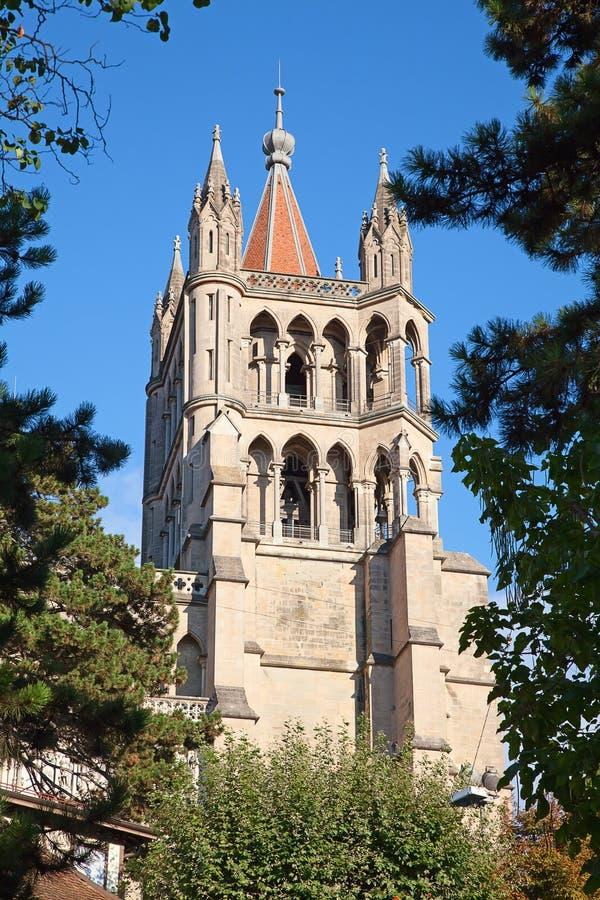 Lausanne zdjęcie stock
