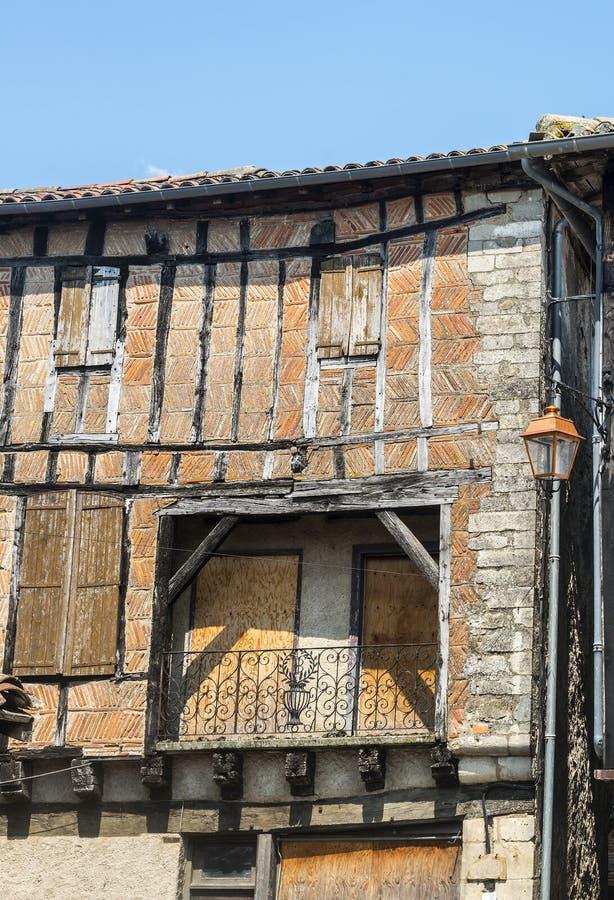 Download Lautrec (France), Old Village Royalty Free Stock Image - Image: 35251776