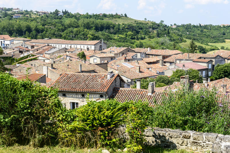 Download Lautrec (France), Old Village Stock Photo - Image: 35270674
