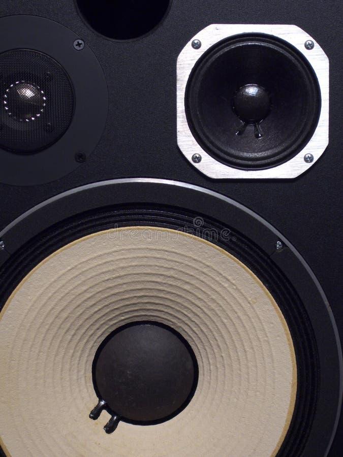 Lautsprecher stockfotografie