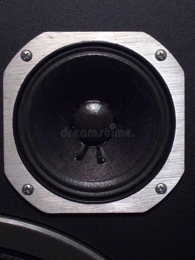 Lautsprecher stockfoto