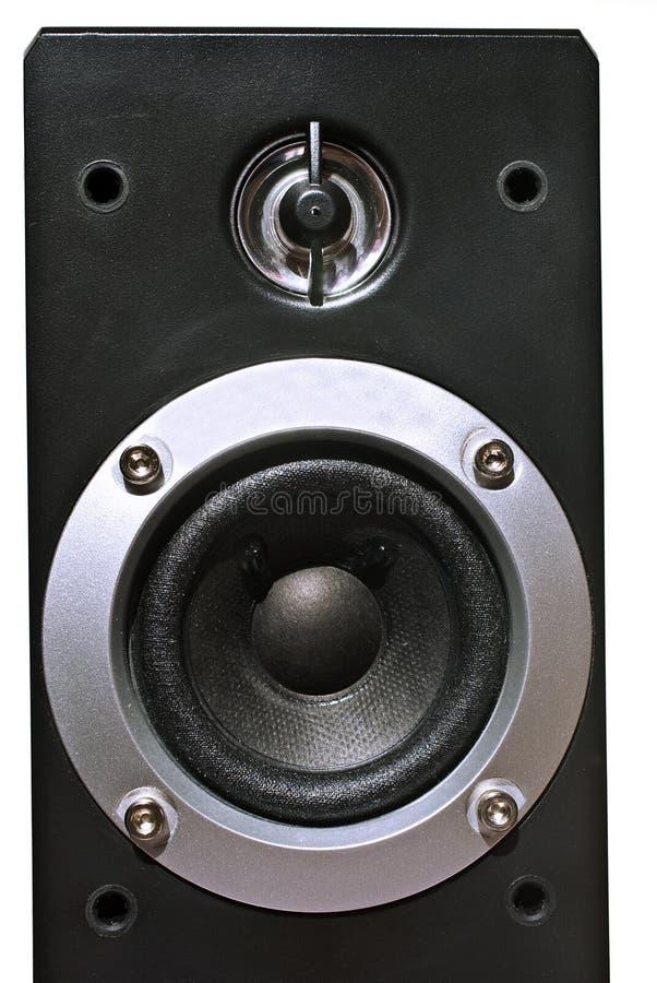 Lautsprecher lizenzfreies stockbild