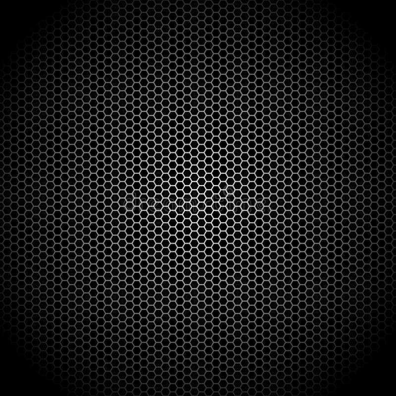 Lautsprechergrill lizenzfreie abbildung