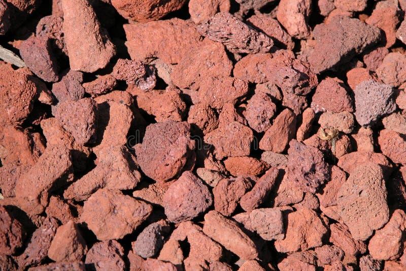 Lava-Felsen Stockfotos