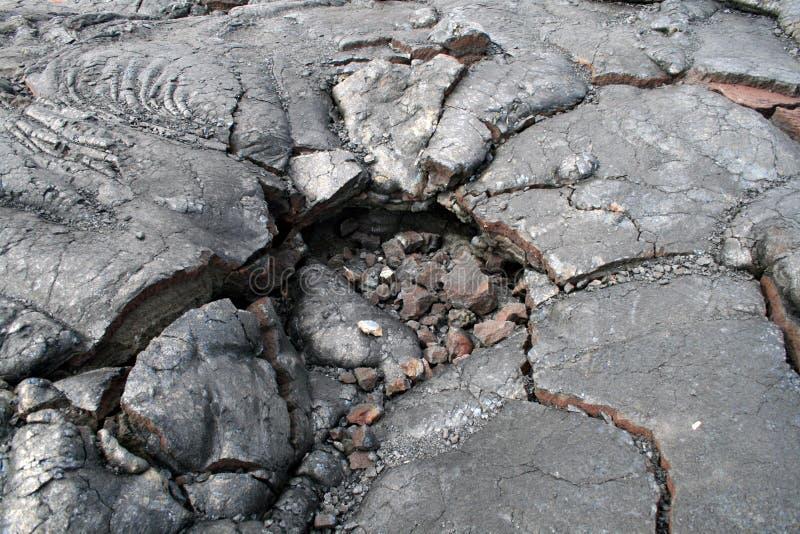 Lava-Felsen lizenzfreies stockfoto