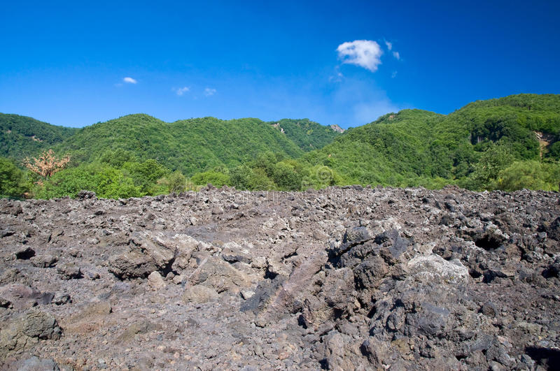 Download Lava Field Stock Photography - Image: 15625702