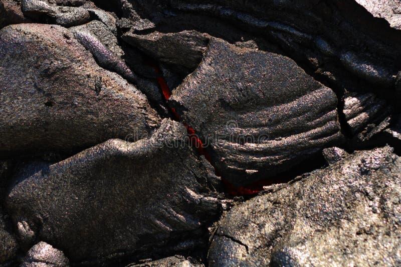 Lava Flow stock foto's