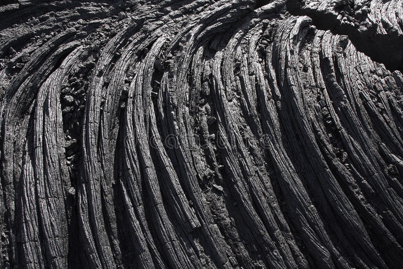 Lava In Hawaii Royalty Free Stock Images
