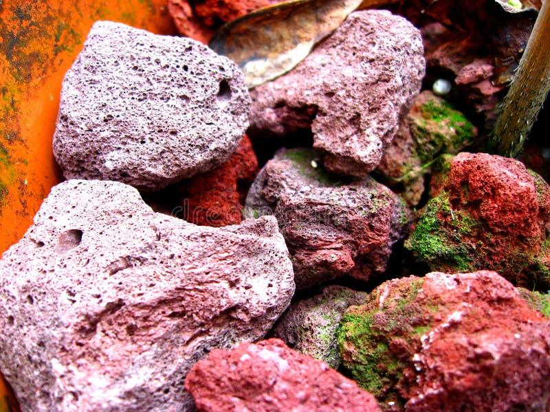Lava Rocks Royalty Free Stock Photo