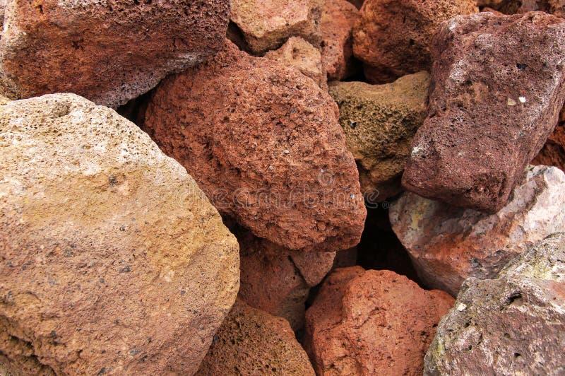 Lava Rocks stockfotos
