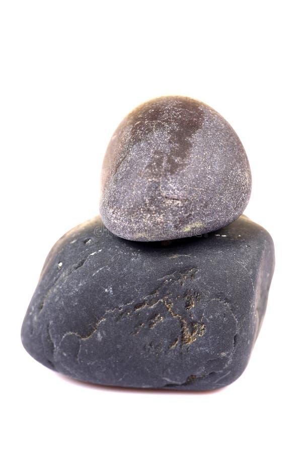 lava rocks spa στοκ εικόνα