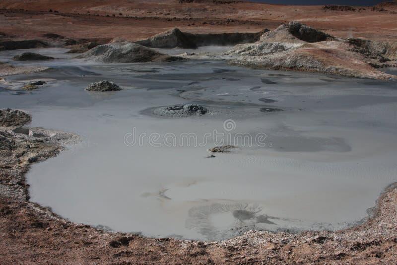 Lava in Sol DE Manana royalty-vrije stock foto