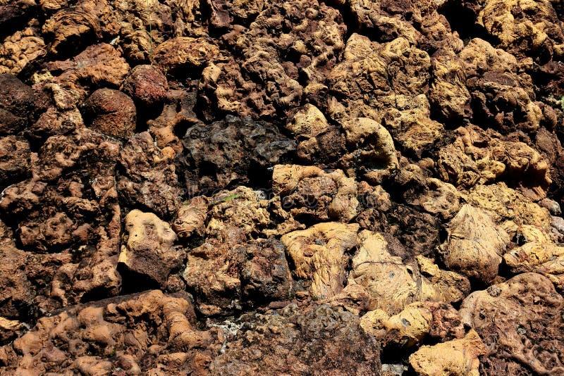 Lava stone texture background stock image