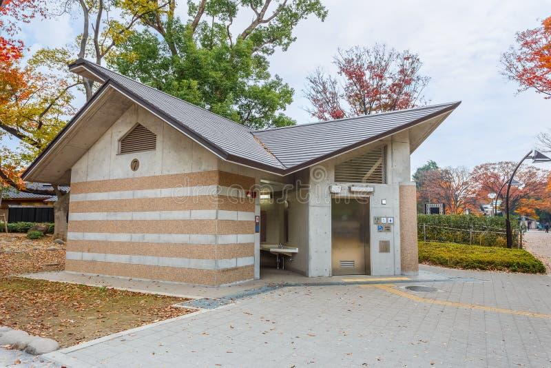 Lavabo al parco di Ueno a Tokyo immagine stock libera da diritti