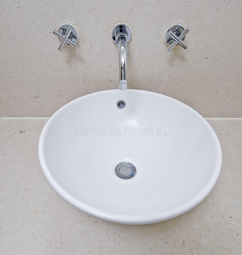 Lavabo della mano immagine stock