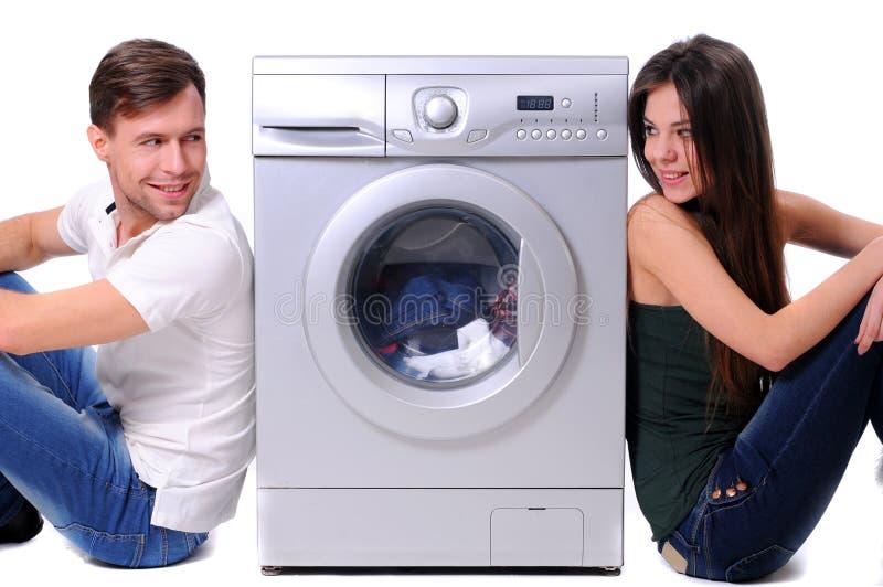 Lavage image libre de droits