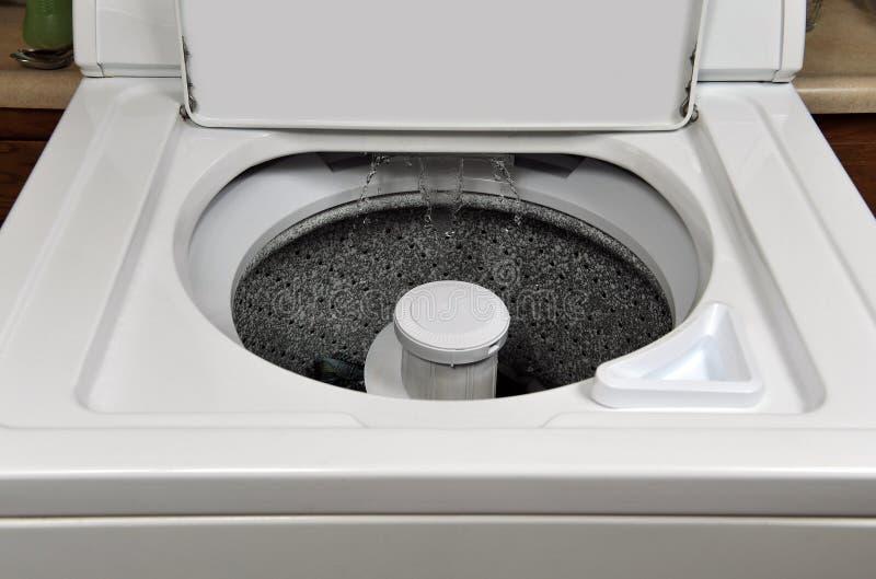 lavage de machine photographie stock libre de droits