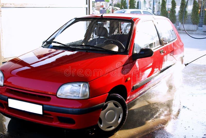 Lavage de voiture photographie stock libre de droits