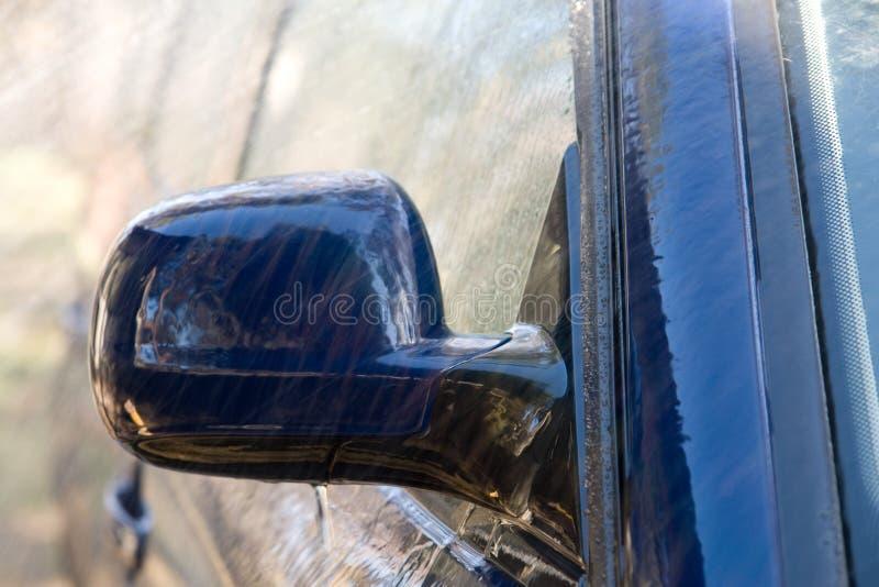 Lavagem de carro imagens de stock