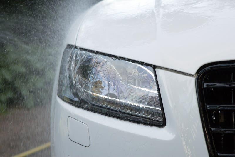 Lavagem de carros imagens de stock royalty free