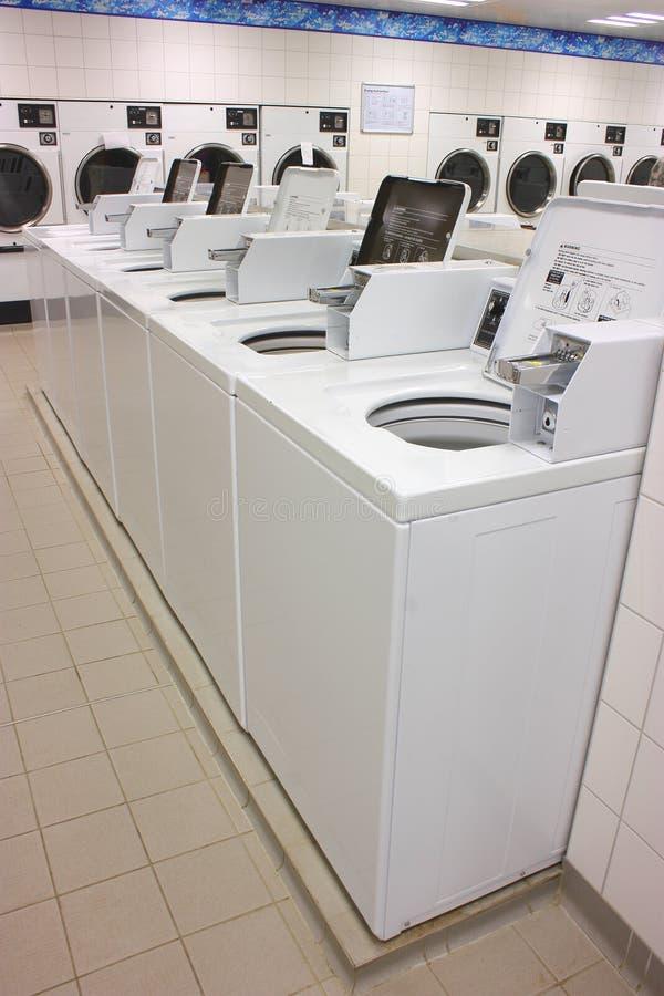 Lavagem-secadores imagem de stock royalty free