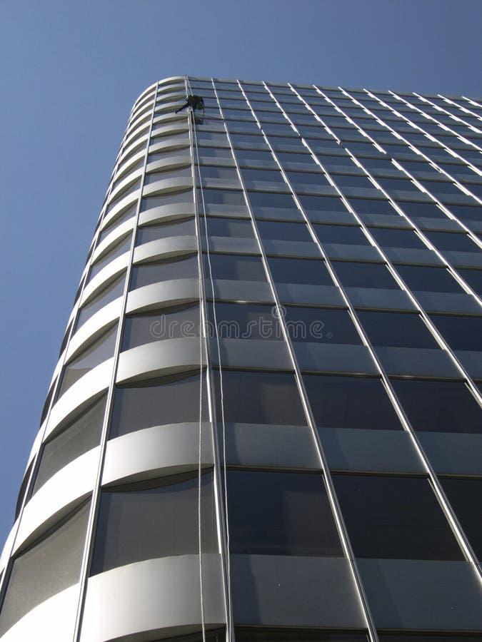 Download Lavaggio della finestra fotografia stock. Immagine di successo - 213928