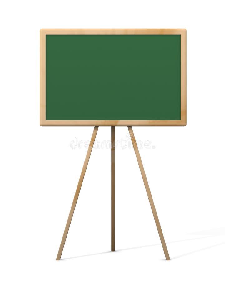 Lavagna - 1 isolato illustrazione di stock