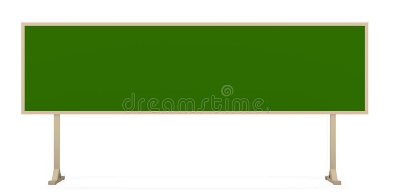 Lavagna 2 illustrazione di stock