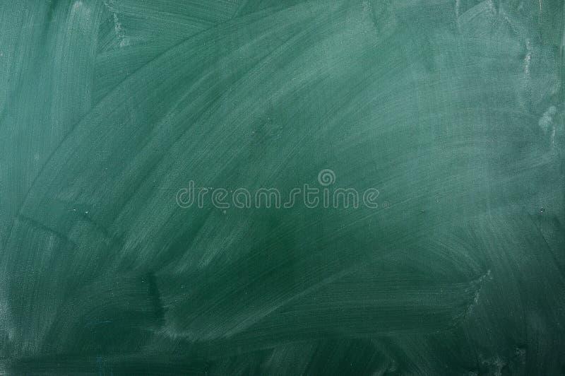 lavagna verde vuota immagine stock