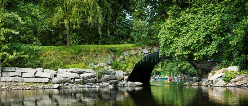Laval, CANADA - Augustus 2018 Watercraftactiviteiten op Centrum van royalty-vrije stock foto
