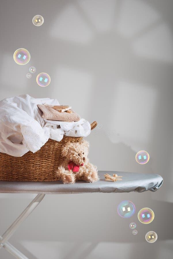 lavanderia immagine stock
