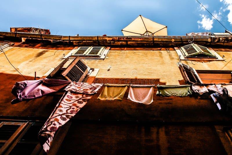 lavanderia fotografie stock