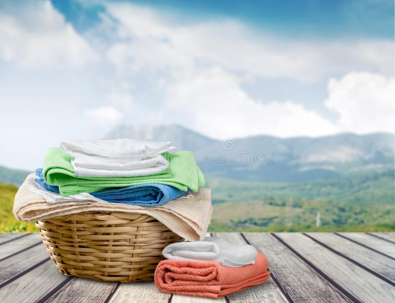 lavanderia immagine stock libera da diritti